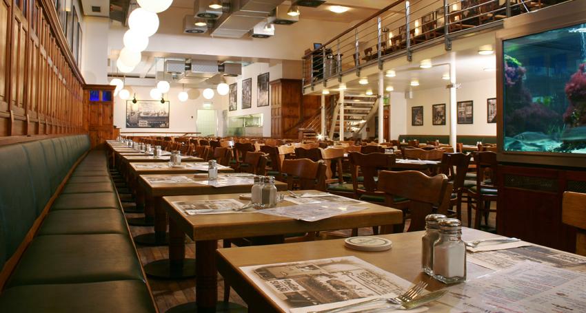 Restaurant Daniel Wischer Hamburg. Fotos: (c) Frank Eberhard, Hamburg