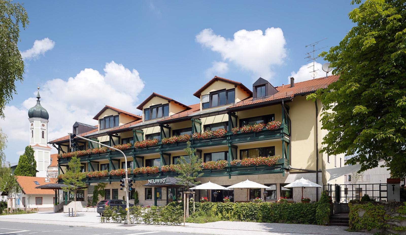 NEUWIRT - APARTMENTS, HOTEL & RESTAURANT | Münchnerstrasse 4, 85604 Zorneding