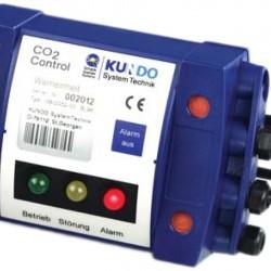 GASWARNANLAGE KUNDO - CO2-CONTROL
