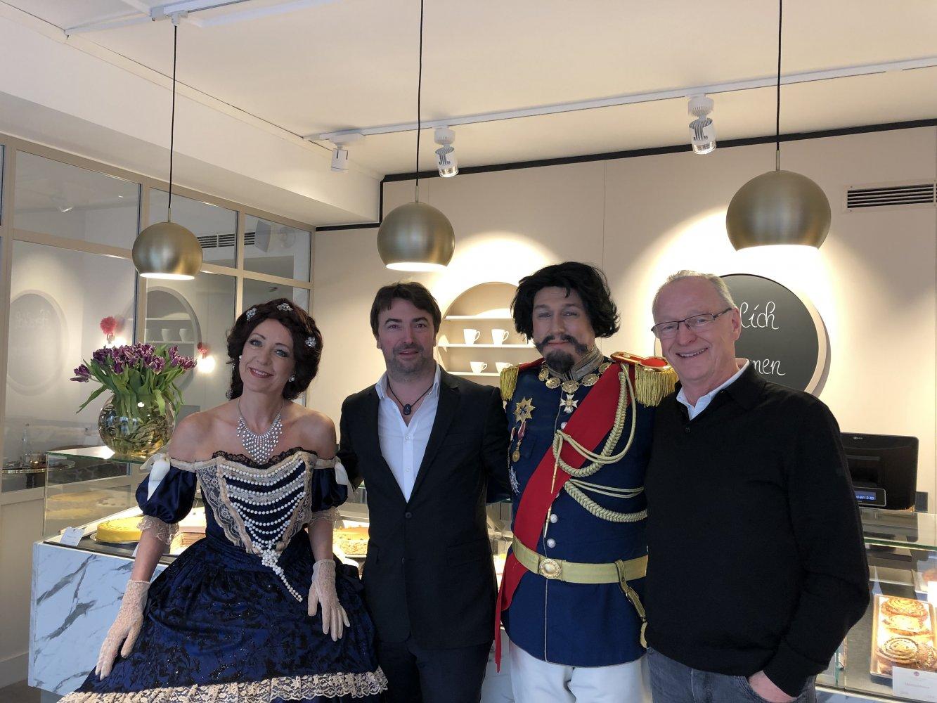 Meisterwerk Chocolaterie - Cafe Dillinger, München